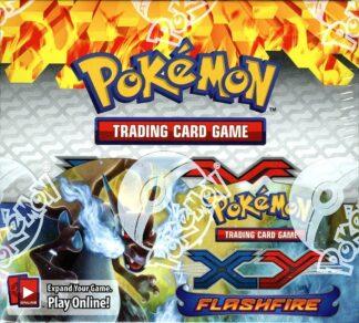 XY Flashfire Booster Box