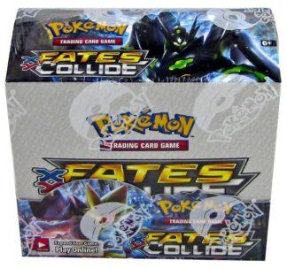 Pokemon fates Collide Booster Box