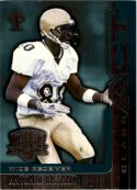 Antonio Bryant 2002 Private Stock Class Act #1 Football Card