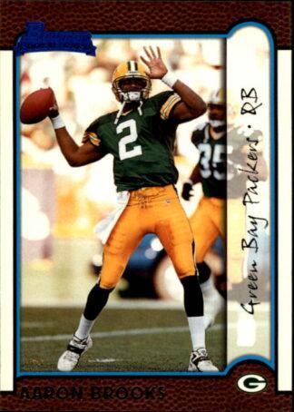 Arron Brooks 1999 Topps Bowmans Rookie Card #199