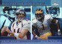 Brian Griese David Terrell 2001 Topps Chrome Refractor TC7