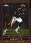 Chad Johnson 2000 Topps Chrome Draft Picks and Prospects #99
