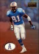 Chris Sanders 1996 Skybox Premium #70 Football Card