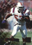Chris Slade 1995 Fleer Metal #116 Football Card
