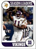 Daunte Culpepper 2001 Upper Deck Vintage #191 Football Card