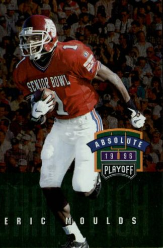Eric Moulds 1996 Absolute Playoff Rookie #192 Football Card
