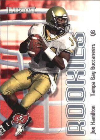 Joe Hamilton 2000 Fleer #188 Rookie Card