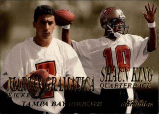 Martin Gramatica Shaun King 1999 Skybox Dominion #235-Rookie Card
