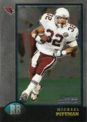 Michael Pittman 1998 Bowman Chrome Rookie Card #207