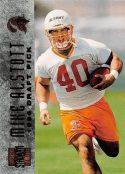 Mike Alstott 1996 Topps Stadium Club #144 Rookie Card