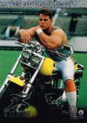 Mike Alstott 1996 Upper Deck Star Rookie #23 Football Card