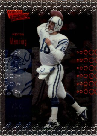 Payton Manning 2000 Ultimate Victory #38