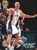 Scott Pollard 1997 Press Pass Double Threat #19 Basketball Card