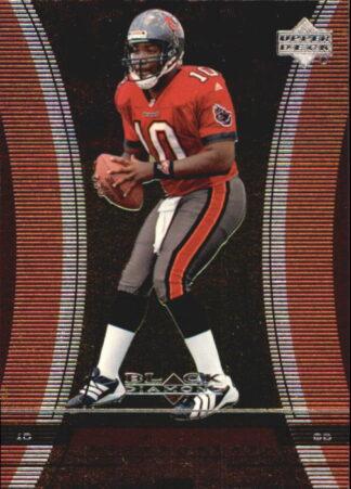 Shaun King 1999 Upper Deck Black Diamond #118 Buccaneers Football Card