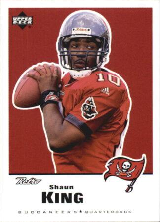 Shaun King 1999 Upper Deck Retro #155 Rookie Card
