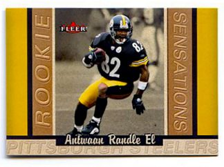 Autwaan Randle 2002 Fleer Rookie Sensations #19 / 1250