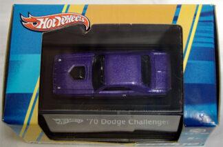 1:87 HOT WHEELS DODGE HEMI CHALLENGER