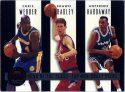 1993 94 SkyBox Premium HEAD OF THE CLASS Top NBA Draft Picks /15000