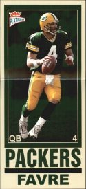BRETT FAVRE 2003 FLEER PLATINUM BIG SIGNS #2 Football Card
