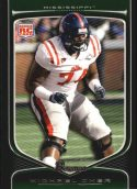 Michael Oher 2009 Bowman Draft #113 Rookie Football Card
