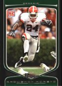 Knowshon Moreno 2009 Bowman Draft #116 Rookie Football Card