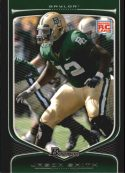 Jason Smith 2009 Bowman Draft #119 Rookie Football Card