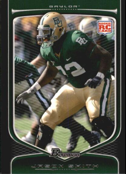 Jason Smith 2009 Bowman Draft #119 Rookie Football Card