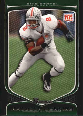 Malcolm Jenkins 2009 Bowman Draft #125 Rookie Football Card