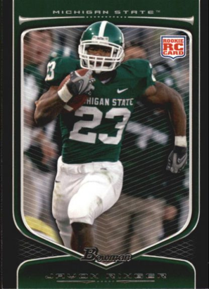 Javon Ringer 2009 Bowman Draft #127 Rookie Football Card