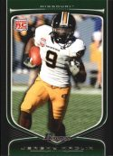 Jeremy Maclin 2009 Bowman Draft #135 Rookie Football Card