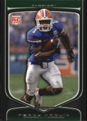 Percy Harvin 2009 Bowman Draft #147 Rookie Football Card