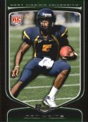 Pat White 2009 Bowman Draft #167 Rookie Football Card