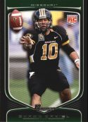 Chase Daniel 2009 Bowman Draft #168 Rookie Football Card