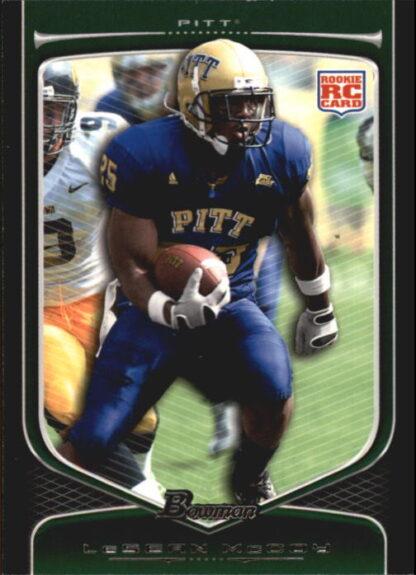 LeSean McCoy 2009 Bowman Draft #170 Rookie Football Card