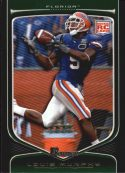 Louis Murphy 2009 Bowman Draft #178 Rookie Football Card