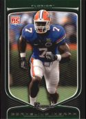 Cornelius Ingram 2009 Bowman Draft #189 Rookie Football Card