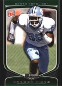 Hakeem Nicks 2009 Bowman Draft #210 Rookie Football Card