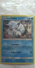 Alolan Vulpix 21/145 Pokemon Toys R Us Promo Holo Foil Sealed