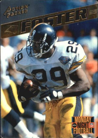 Barry Foster 1995 Action Packed Monday Night Football #40