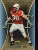 Adam Carriker 2007 Artifacts Rookie #151 Football Card