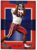 Anquan Boldin 2003 Upper Deck Finite Rookie Level One #249 /999 Football Card