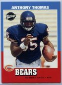 Anthony Thomas 2001 Upper Deck Vintage #213 Rookie Card