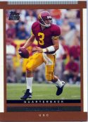 Carson Palmer 2003 Topps Rookie Card #111 Football Card