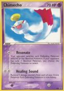 Chimecho #024 Nintendo Black Star Promo Pokemon Card
