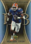 Dallas Baker 2007 Artifacts Rookie #112 Football Card