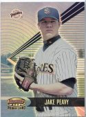 Jake Peavy 2001 Bowman's Best #178 ROOKIE CARD /2999