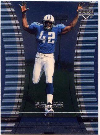 Jevon Kearse 1999 Black Diamond #148 Rookie Football Card