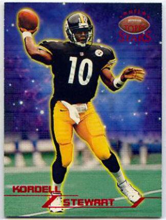 Kordell Stewart 1998 Topps Stars Football Card #100 /8799