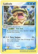 Ludicolo #020 Holo Nintendo Black Star Promo Pokemon Card