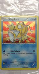 Shiny Magikarp Black Star Promo XY143 Target Day Event Sealed Pokemon Card